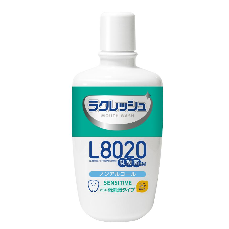 【新発売】 L8020乳酸菌 ラクレッシュ マウスウォッシュ センシ...