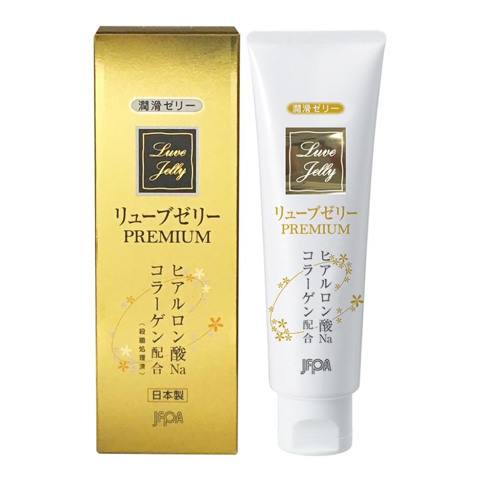 【新発売】リューブゼリー プレミアム PREMIUM 55g